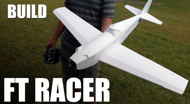 Drone Homemade : Rc plane building tutorial Step by step