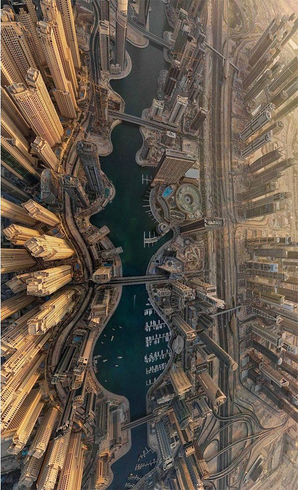 Aerial photography: 30 epic and wonderful photos you'll never forget #abstract...