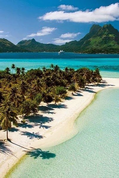 Beautiful Landscape photography : What's so special  Tahiti -