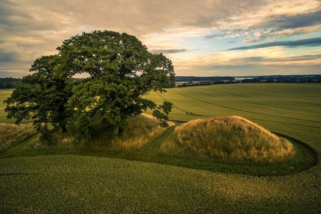 Farmland Denmark, Denmark by drone, Drone, Drone landscapes, Drone photography, ...