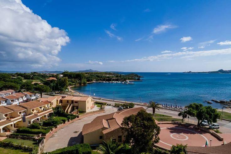 Landscape Drone Photography : Una rotonda sul mare     #instadrone #drone #drone...