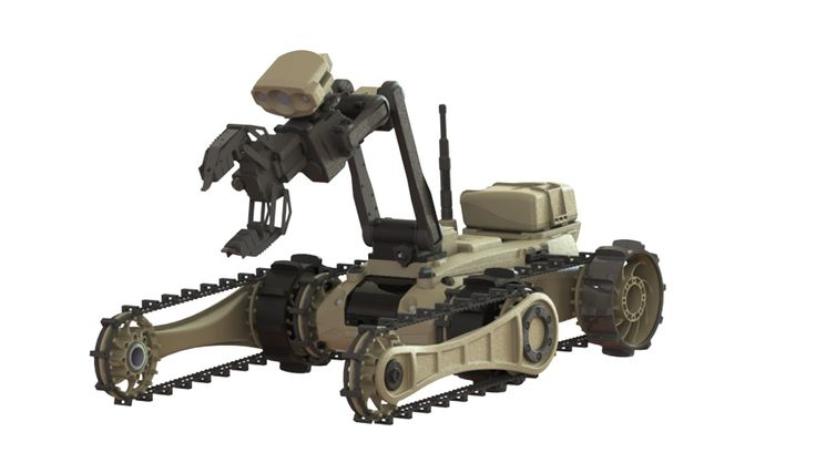 An Israeli Robot to Join the Polish Army: Poland has selected the MTGR to equip ...