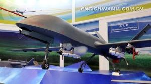 CH-4 MALE UAV Debuts at 9th Zhuhai Air Show