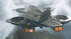 DARPA wants to build an Avengers-like flying aircraft carrier, to make drones ev...