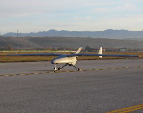 Falco EVO, sistema aereo a pilotaggio remoto (SAPR)