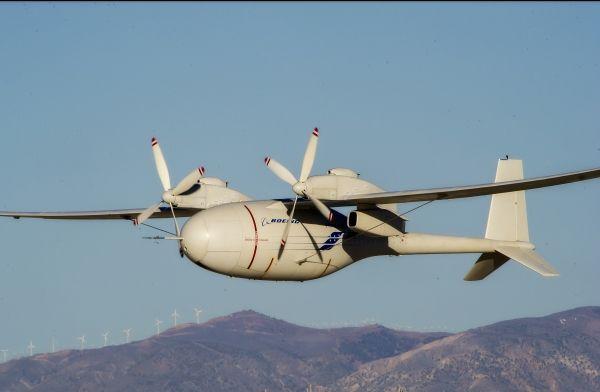 Following two successful test flights, Boeing's Phantom Eye is in prime posi...