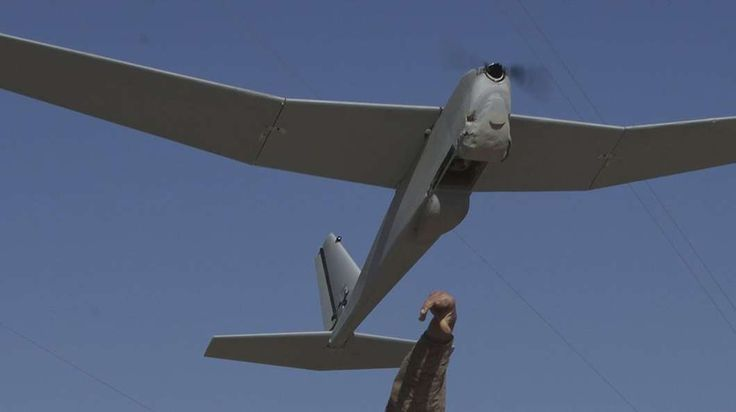 Military Drone: BP has been authorized to fly a Puma AE UAV similar to this one ...