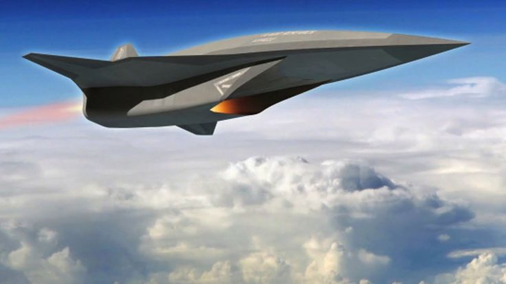 New Hypersonic Military Spy Plane