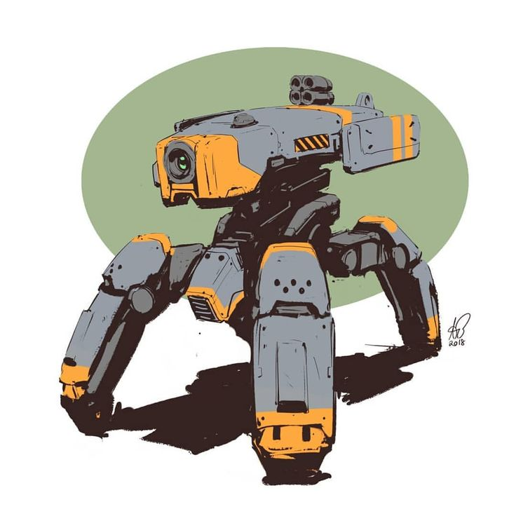 008 2018 March 005! Are we enjoying the March? #marchofrobots #marchofrobots2018...