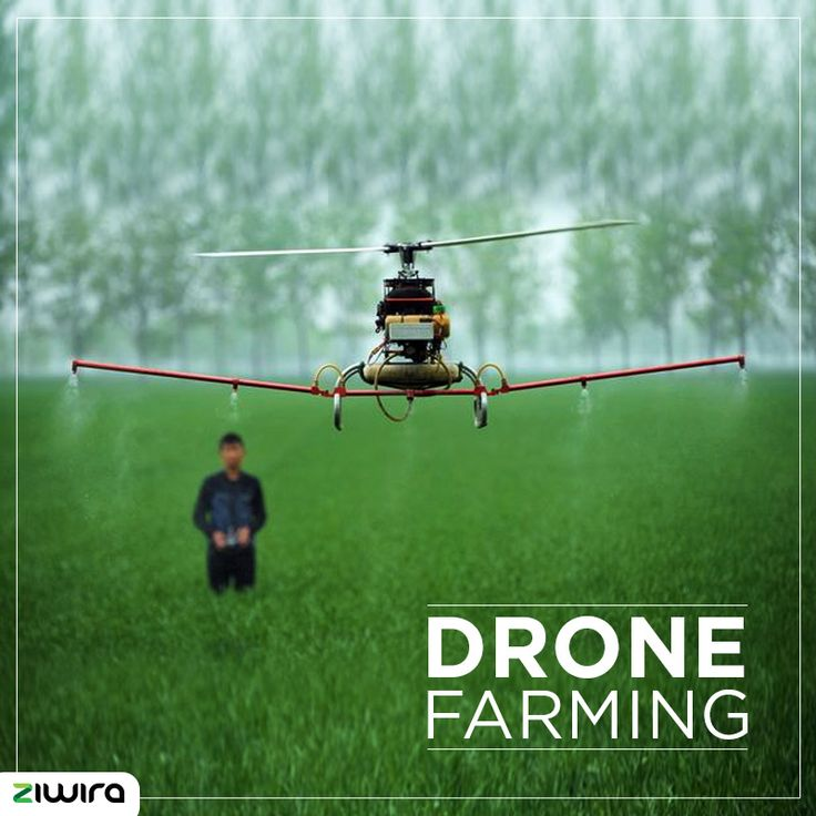 Precision agriculture drones harness technology for efficient farming and better...