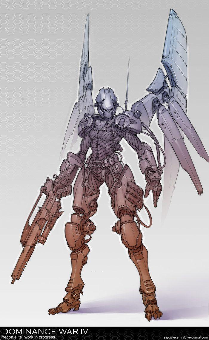 Recon Elite Concept  ~slipgatecentral