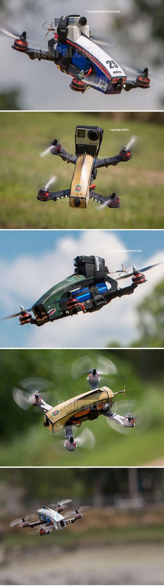 STORM Racing Drone (RTF / Kylin 250 Storm Edition) www.helipal.com/...:
