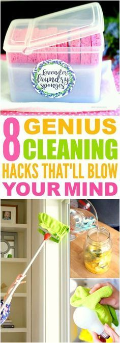Drone Homemade : These 8 Genius Cleaning Hacks and Tips are THE BEST! I'm so...