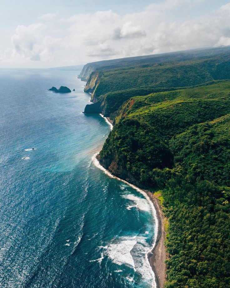 Hawaii From Above: Stunning Drone Photography by Vincent Lim #photography #Hawai...