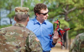 Army researchers demonstrate 3-D printed drones