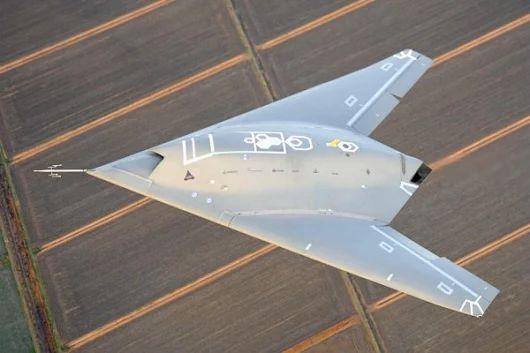 Dassault nEUROn UCAV.