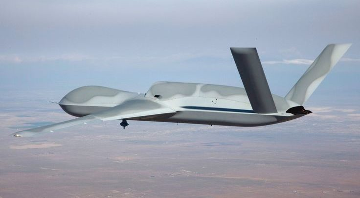 Military Drone: General Atomics Gives First Clues About its