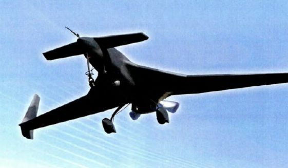 Military Drone: China markets attack drone to foreign customers | A brochure fro...