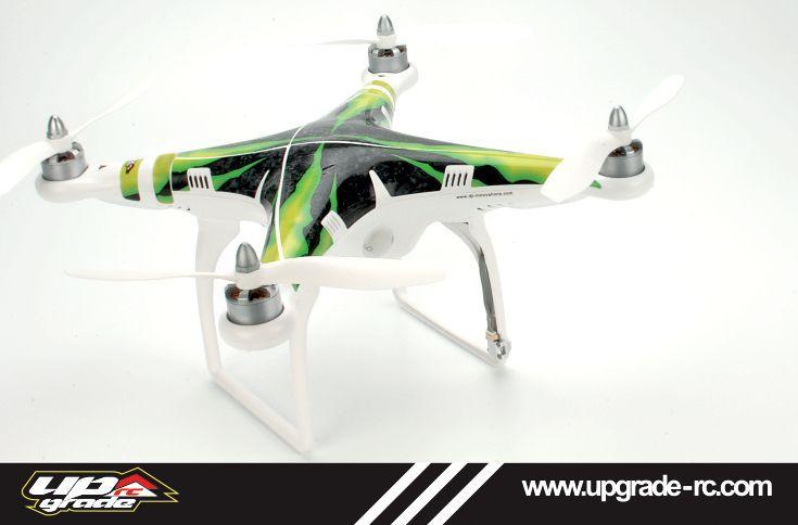 Military Drone: DJI Phantom with Beast Design Skin DJI Phantom Vision  #dji #pha...