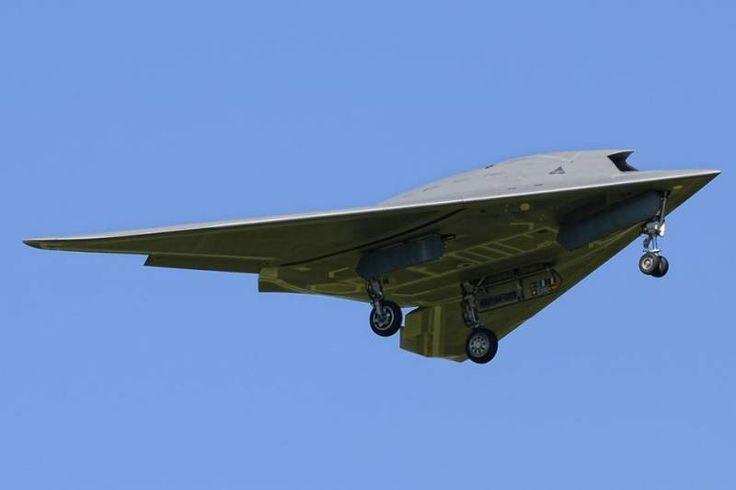 Military Drone: Eurofighter MALE y F-35A la ecuación del futuro sistema de comb...