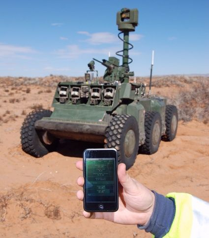 Military Drone: IPhone And Xbox 360 Controller Commands DARPA's Killer '...
