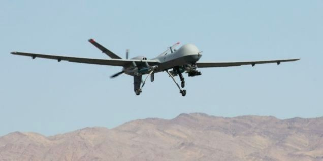 Military Drone: Inside the Classroom Where the Air Force Teaches Drone Pilots