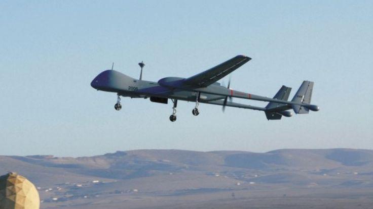 Military Drone: Mira: España planea comprar 4 drones UAV de gran tamaño