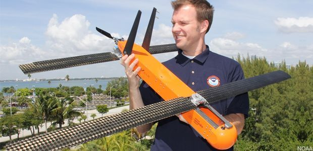Military Drone: NOAA drones drop in on hurricanes | Just in time for this years ...
