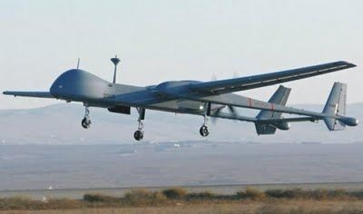 Military Drone: Royal Air Force considers Heron TP