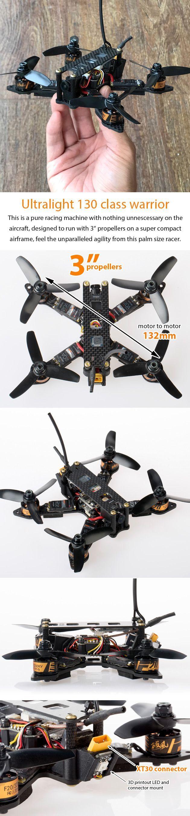 Military Drone: STORM Racing Drone (RTF / SRD130S Loki-X3S / BetaFlight) www.hel...