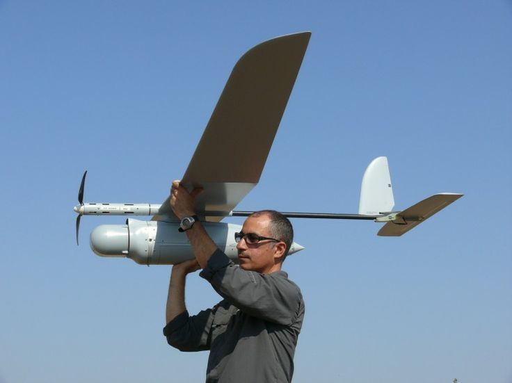 Military Drone: Skylark I UAV from Elbit Systems
