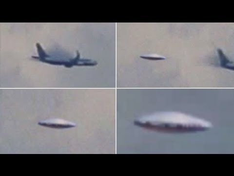 Military Drone: UFO Out Of The Cloud Near The Plane April 25 2014  YouTube