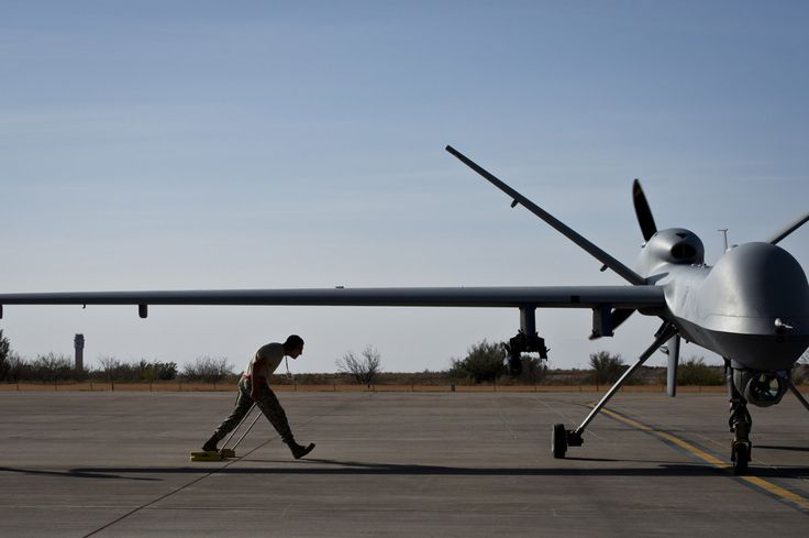 Military Drone: US military wants more lethal drone strikes  www.aivanet.com/