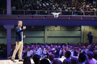 The Swedish church known as Livets Ord plans to use drones to deliver Bibles to ...