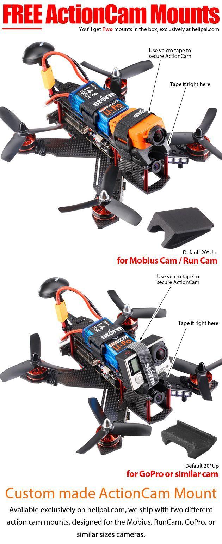 Storm Racing Drone (RTF / SRD200X / CleanFlight) www.helipal.com/...