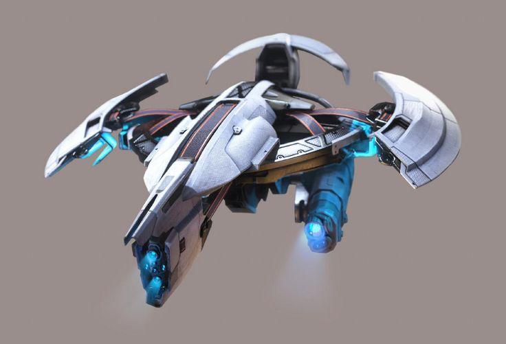 Buddy Drone  - Killzone shadow fall (Guerrilla Games, 2014)
