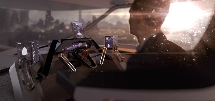 FedEx Drone concept on Behance