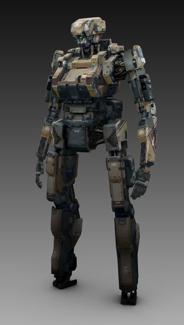 Here is a stuff I did 2 years ago,a full detail mech design for a CG animation...