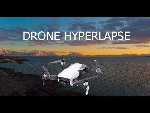 How to HYPERLAPSE on the DJI Mavic Air - YouTube