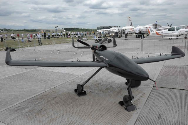 PARIS: Tekever and ViaSat team for UAV SATCOM development | Unmanned air vehicle...