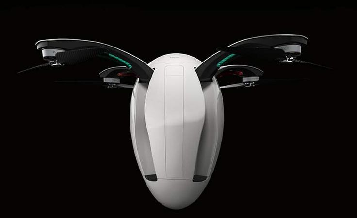 Powervision egg-shaped Drone , - , PowerEgg, the ne...
