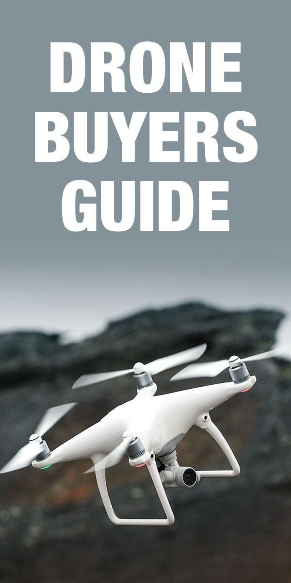 Shopping for a drone? Check out this buyer's guide for the best drones of 20...