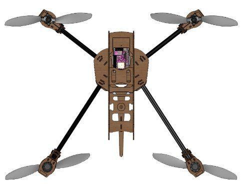 Drone Design Ideas : CDX4 Quadcopter Frame KIT by Cheap Drones Game Searches