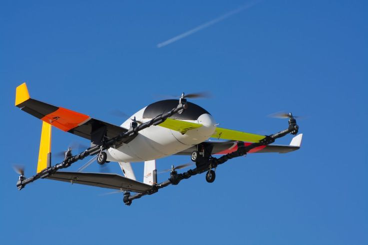 US will accelerate drone taxi approvals