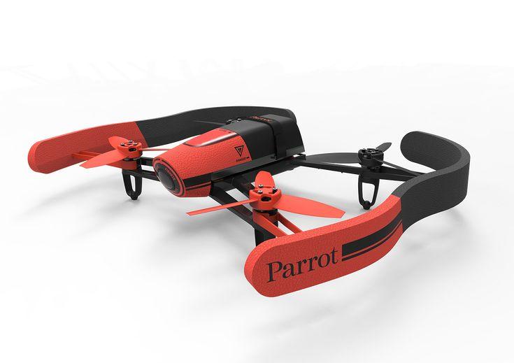 Parrot Drones (concept) #parrotrcdrones