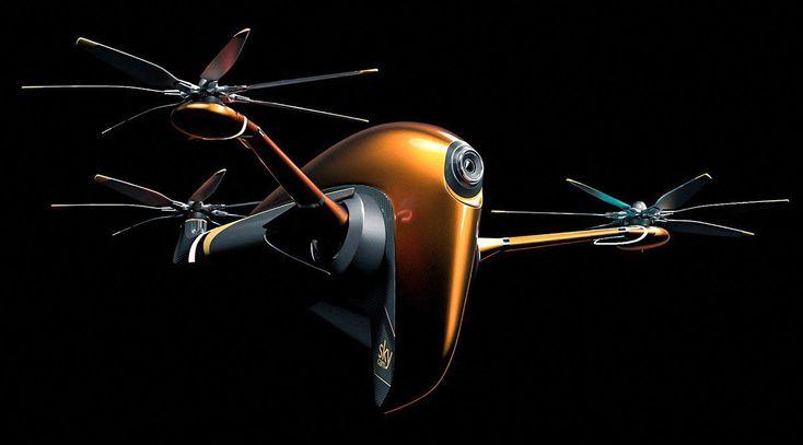 UAV Concept on Behance #droneaerialphotography