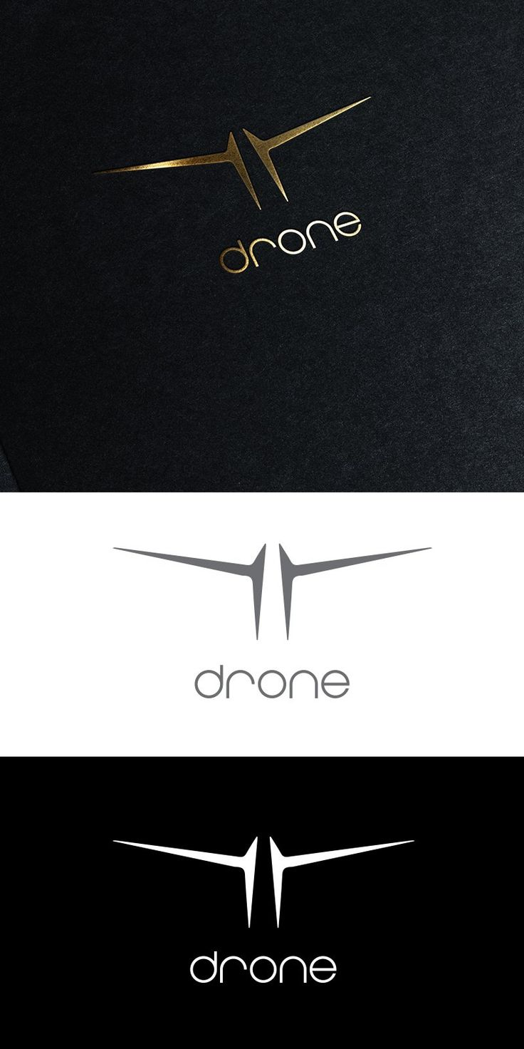 by designer 'jaycobbb' for Logo Design contest 'Logo for a Drone Sto...