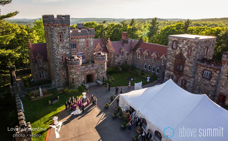 Drones: The next big thing in wedding photography, or a tacky intrusion?