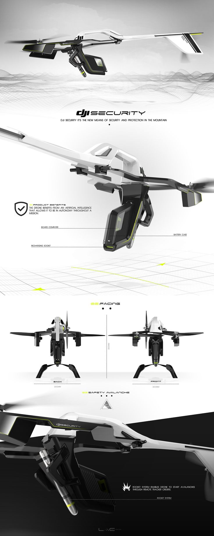 DJI DRONE SECURITY
