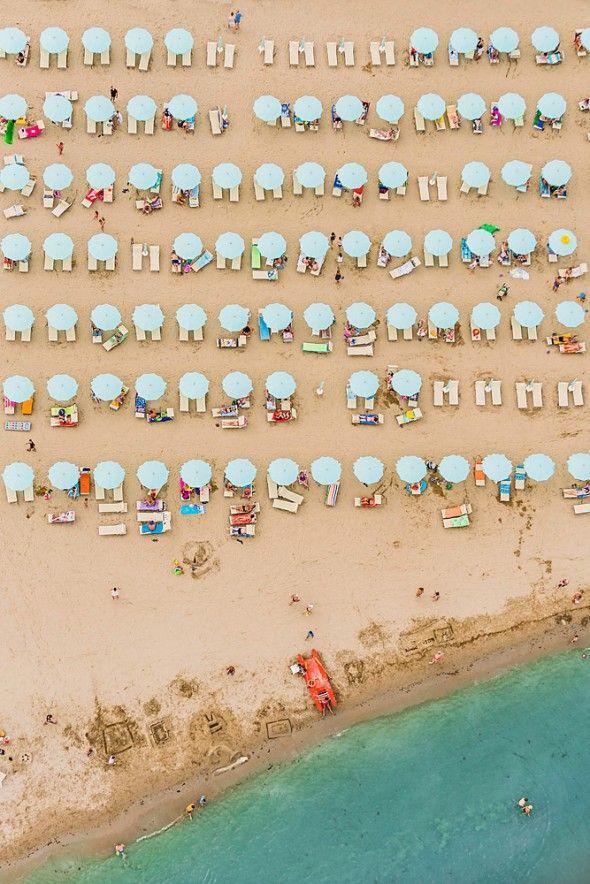Aerial Views Adria / Bernhard Lang